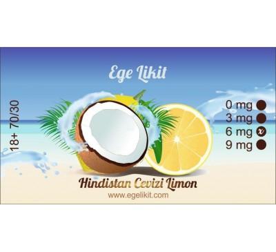 Hindistan Cevizi Limon