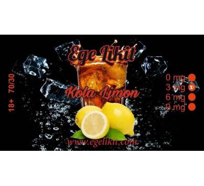 Kola Limon Likit