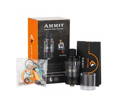 Ammit Single Rta Atomizer